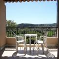 Villa 26 - Terrasse chambre