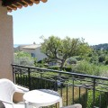 Villa 26 - terrasse chambre bis